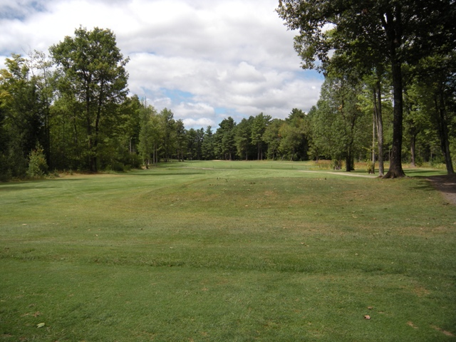 Arrowhead Hole 13 Tee